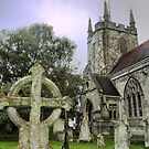 St.Mary in Hailsham (1) by Larry Lingard-Davis