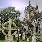 St.Mary in Hailsham (1) by Larry Lingard/Davis