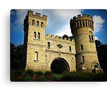 The Castle Cincinnati Canvas Print