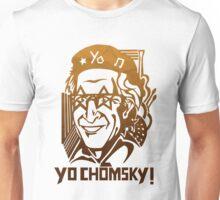 YO CHOMSKY! Unisex T-Shirt