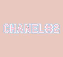 Chanel No.2 by elizabethhow