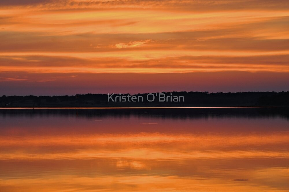 Amazing Reflection by Kristen O'Brian