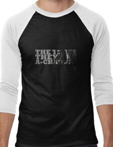 Bob Dylan The Times They Are A-Changin Men's Baseball ¾ T-Shirt