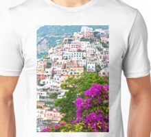 Positano Purple Unisex T-Shirt