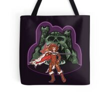 Adora in Armour Tote Bag