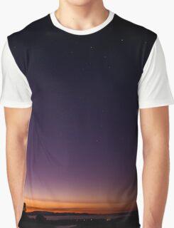 Sunrise on Mount Dandenong Graphic T-Shirt