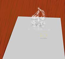 Gem Sailboat  by thebigG2005