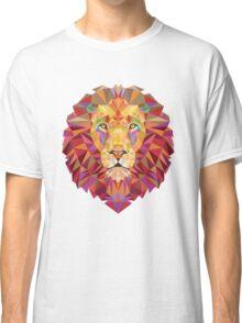 Geometric Lion Classic T-Shirt