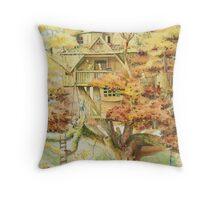 Fall Break Throw Pillow