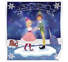 Christmas Cheer - Elf Poster