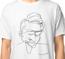 Blind Contour Classic T-Shirt
