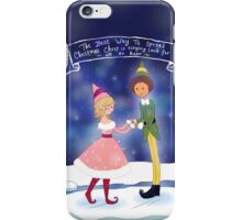 Christmas Cheer - Elf iPhone Case/Skin