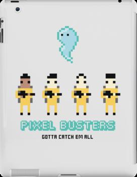PIXEL BUSTERS by AshWarren