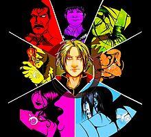 Seven Devils by mstaton