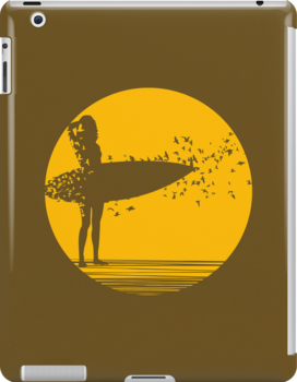 Surfer Girl II by Ross Robinson