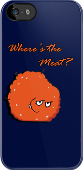 Where's the Meat? by HighDesign