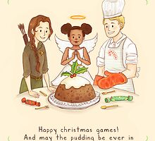 Happy Christmas Games! by AliciaMB