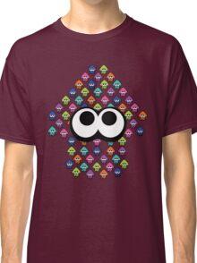 Splatoon Inspired: Squid made of Squid Classic T-Shirt