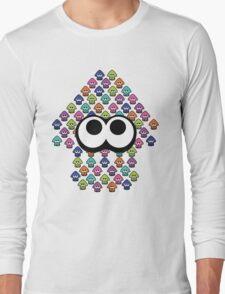 Splatoon Inspired: Squid made of Squid Long Sleeve T-Shirt