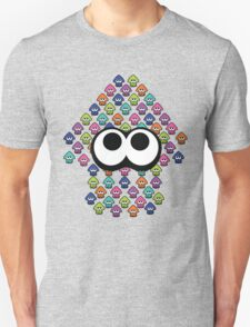 Splatoon Inspired: Squid made of Squid Unisex T-Shirt