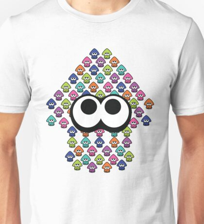 Splatoon Inspired: Squid made of Squid Unisex T-Shirt