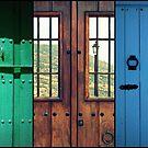 Las Puertas by OilPrints