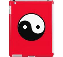 YIN YANG iPad iPad Case/Skin