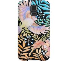 Birds of Paradise Samsung Galaxy Case/Skin