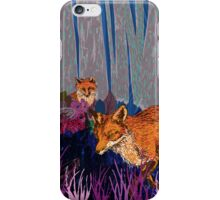Night Hunt iPhone Case/Skin
