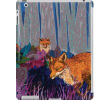 Night Hunt iPad Case/Skin