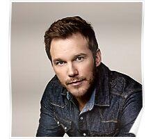 """Chris Pratt Actor Christopher Michael """"Chris"""" Pratt Poster"""