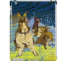 Little Family iPad Case/Skin