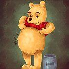 Pooh by Lauren Draghetti