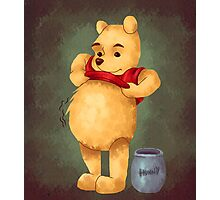 Pooh Photographic Print