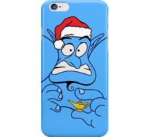 Christmas Genie iPhone Case/Skin
