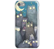Lots of Cats iPhone Case/Skin