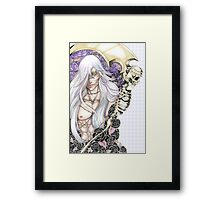How Sad It Would Be... Framed Print