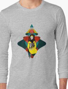 Goat Herder 1 Long Sleeve T-Shirt