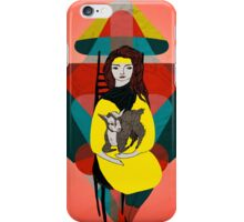 Goat Herder 1 iPhone Case/Skin