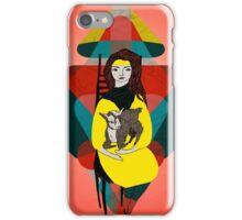 Goat Herder 1 iPhone Case/Skin