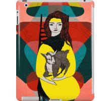 Goat Herder 1 iPad Case/Skin