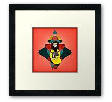 Goat Herder 1 Framed Print