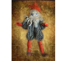 Christmas Nisse Photographic Print