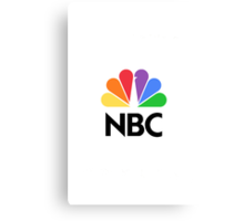 NBC Logo Canvas Print