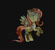 Fluttershy woodart collage Unisex T-Shirt