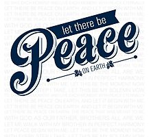Let There Be Peace by ACImaging
