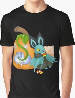 Shiny! Halloween Treats Graphic T-Shirt
