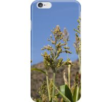 Sorghum  iPhone Case/Skin