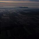 Montérégiennes hills at sunrise by AndreCosto
