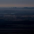 Montreal at dawn by AndreCosto